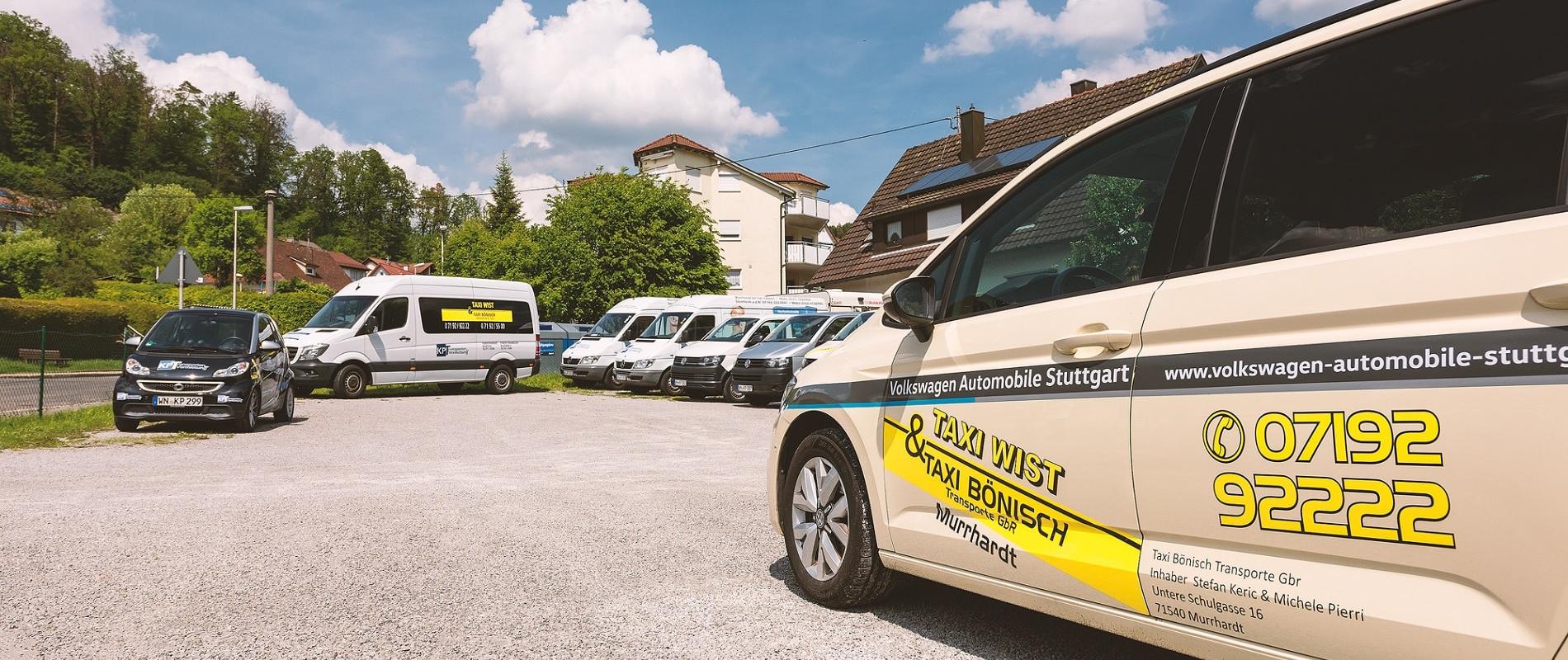 Taxi Bönisch Taxi Wist